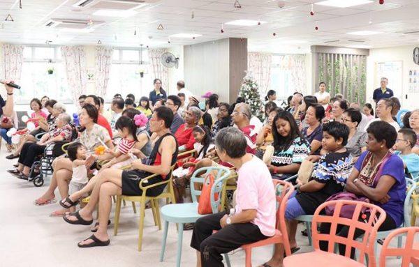 St Luke's ElderCare Keat Hong Centre Open House