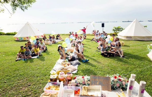 Picnic by the Sea - H.E.A.L Programme @ East Coast Park