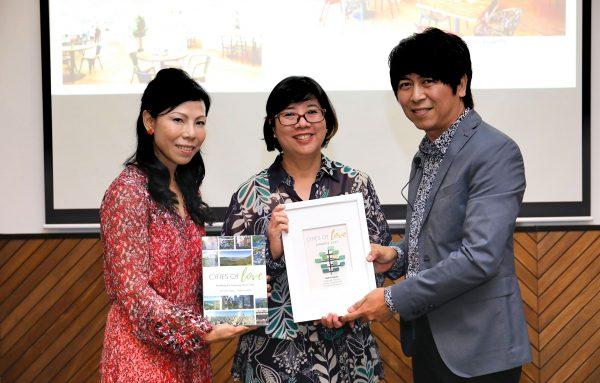 St Luke's ElderCare receives the Cities of Love Merit Awards (COLA)