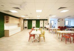 St Luke's ElderCare Ang Mo Kio Polyclinic Centre