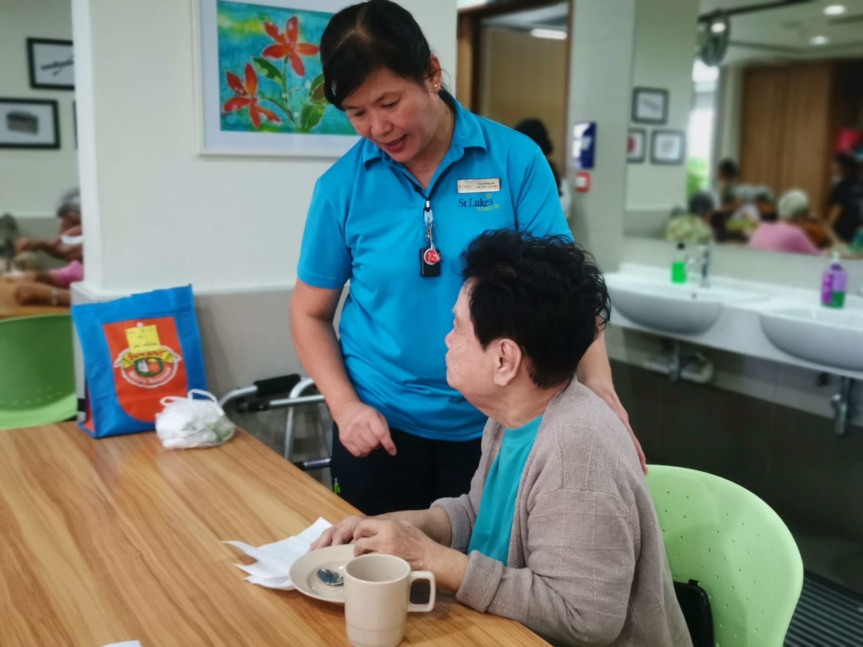 To Give is To Receive - Hear from Ms Tang Ming Yin, a long time staff of SLEC