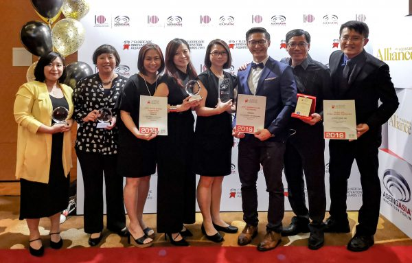 St Luke's ElderCare Ageing Asia Awards