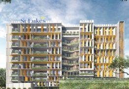 St Luke's ElderCare Ang Mo Kio Residence (nursing home)