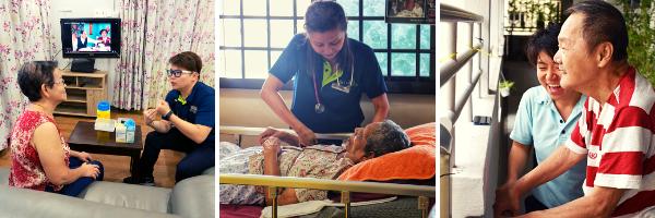 St Luke's ElderCare Home Care Services